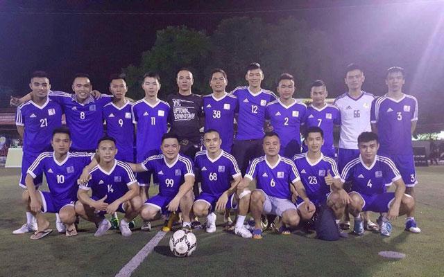 FC Á Đông: Nét quyến rũ của phủi xứ Nghệ