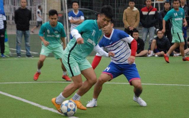 Quang Cương, tỏa sáng ở vòng đầu Vinh League 2017