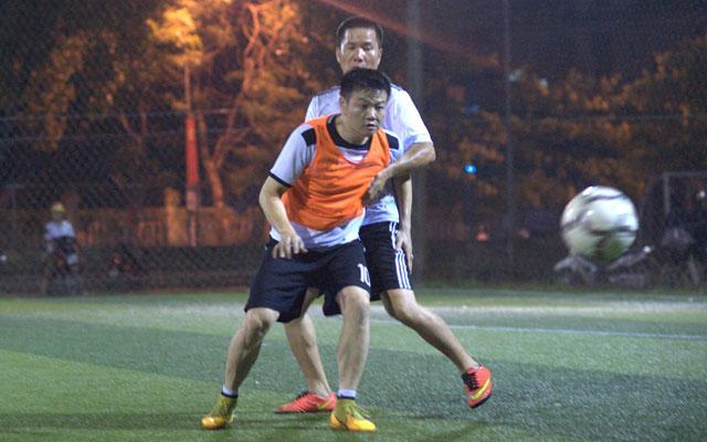 Đội nhà vô địch, Văn Quyến là Vua phá lưới giải phường Hưng Bình