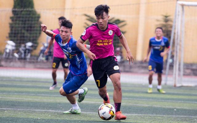 Tuấn Sơn, Tùng Ân Hoa Lư giành vé tham dự giải hạng Nhất phủi 2017