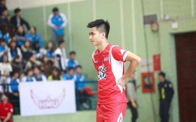 Xuân Quang, ngọc thô của ĐH Thuỷ Lợi và FC Tuấn Sơn