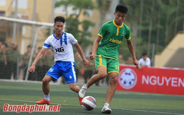 Highlight Zen Resort & Camping 1-0 Đại Việt SC (bảng A giải Moca - cúp Báo Bóng đá 2017)