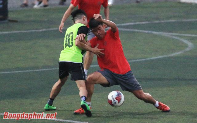 Highlight Trà Dilmah 0-1 MUSVN (bảng D giải Moca - cúp Báo Bóng đá 2017)