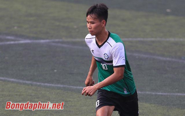 Màn trình diễn của Văn Dũng (FC Khương Thượng) tại giải Moca - cúp Báo Bóng đá