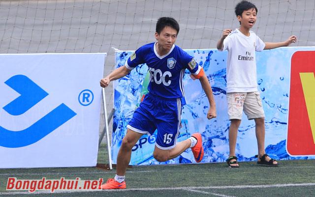 Highlight EOC 1-0 Thành Phát (bảng C giải Moca - cúp Báo Bóng đá 2017)