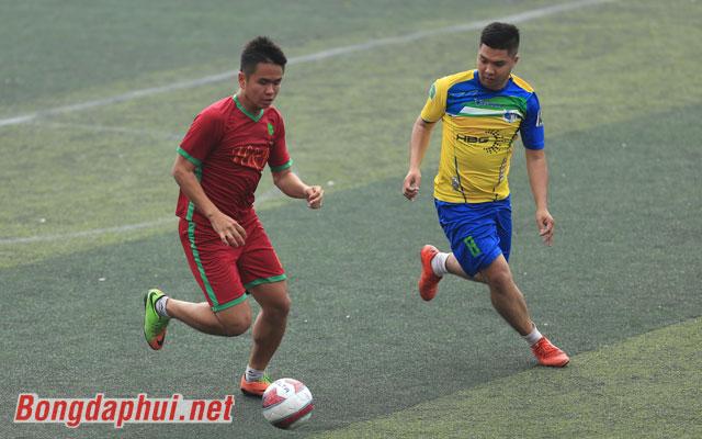 Highlight HBG 1-4 Lucky Thanh Hà (bảng B giải Moca - cúp Báo Bóng đá 2017)