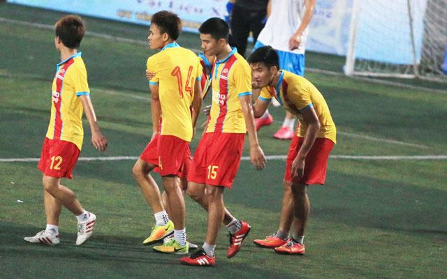 Hiếu Hino, bước đệm từ giải Moca - cúp Báo Bóng đá để hướng tới sân chơi futsal