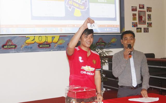 30 triệu đồng cho nhà vô địch giải Fans club lần 1 – Cúp Bồ Kinh 2017