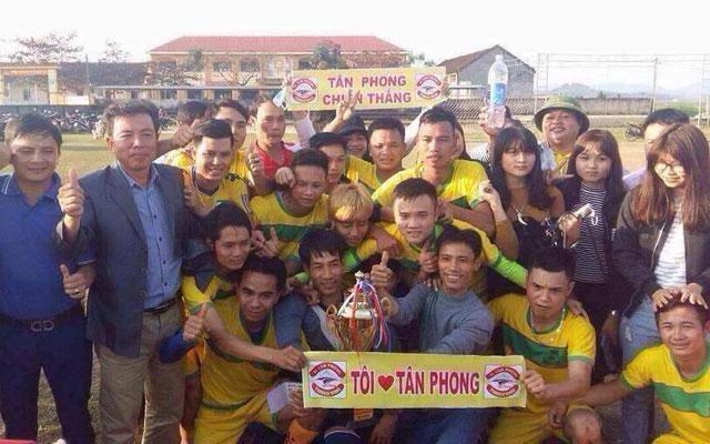 FC Tân Phong, đường đến đỉnh vinh quang