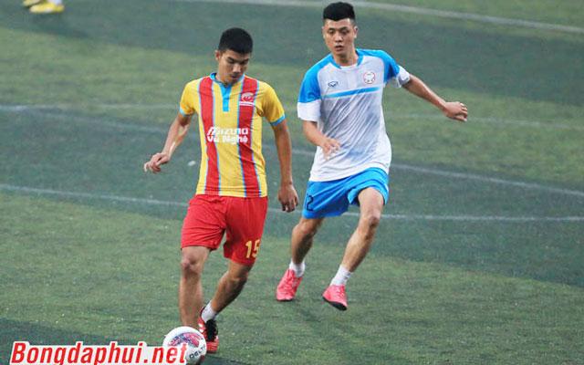 Vòng 2 giải Moca - cúp Báo Bóng đá 2017: Trà Dilmah và Nguyễn Trãi quyết chiến vì 3 điểm