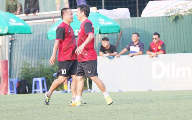 Vòng 3 giải LT Dilmah League: LT Công An Hà Nội và LT Thành Nam toàn thắng