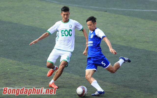 Highlight EOC 2-1 Bắc Giang (bảng C giải Moca - cúp Báo Bóng đá 2017)