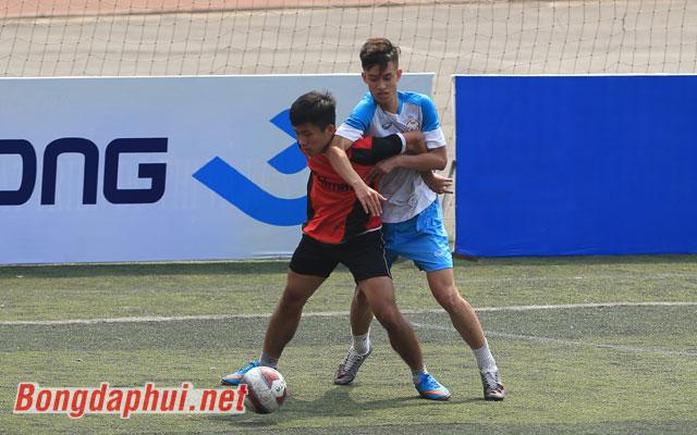 Highlight Nguyễn Trãi 1-0 Trà Dilmah (bảng D giải Moca - cúp Báo Bóng đá 2017)