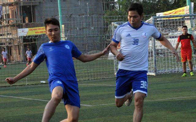 """Vòng 3 Vinh League: Chung """"Tám"""" xuất sắc, Á Đông vẫn bị đội nhóm cuối níu chân"""