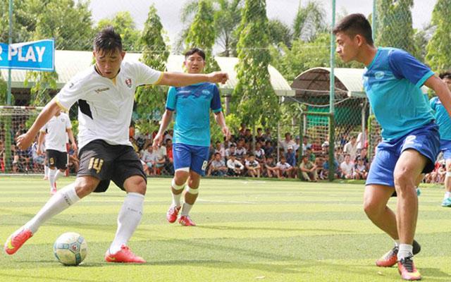 """Lộc Tài FC của """"Vua phủi"""" Capdervilar về nhì tại cúp Mỹ Hạnh"""