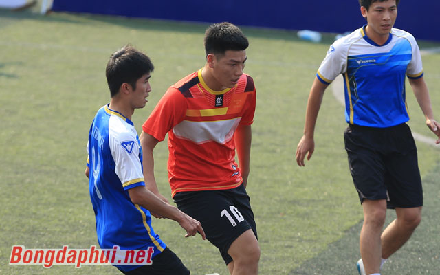 Highlight Đạt Phát 2-0 Thành Phát (bảng C giải Moca - cúp Báo Bóng đá 2017)