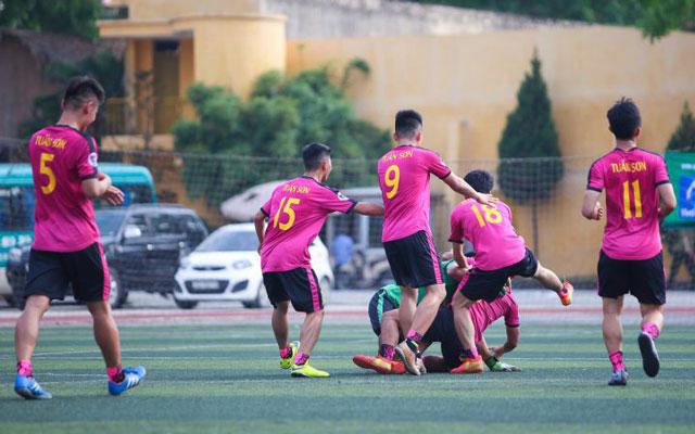 Tuấn Sơn FC, ẩn số thú vị tại giải hạng Nhất - Cúp Saigon Special 2017