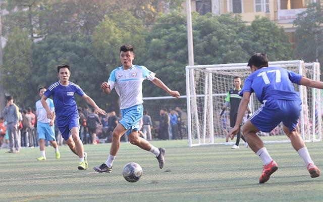 Link trực tiếp vòng 1 giải hạng Nhất - Cúp Saigon Special 2017