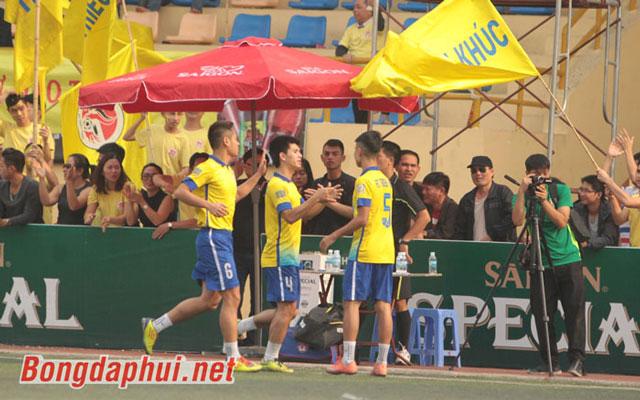 Link trực tiếp vòng 2 giải hạng Nhất - Cúp Saigon Special 2017