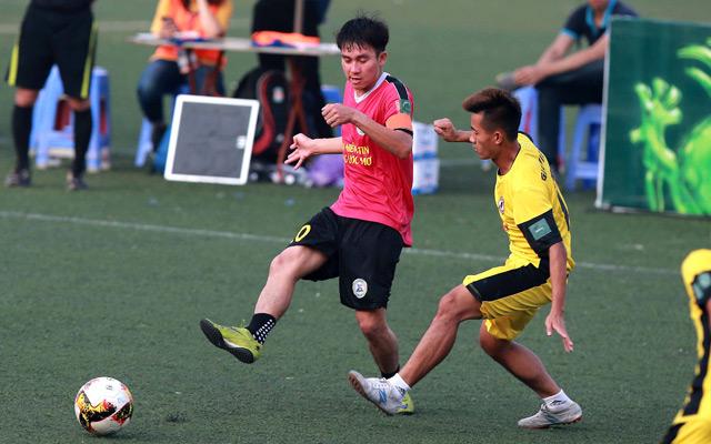 Highlight Tuấn Sơn 1-2 Gia Việt (vòng 2 SL1-S2)