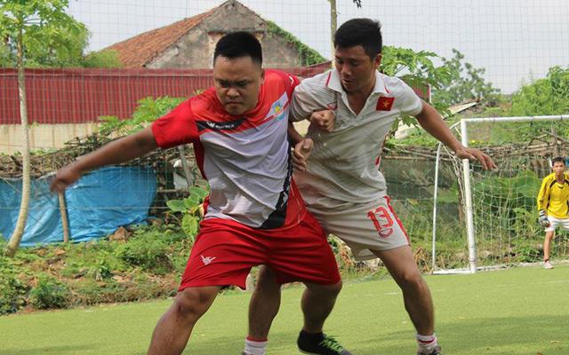 Khai mạc Giải bóng đá phong trào hạng nhất Sơn Tây lần thứ nhất (SLO – S1)