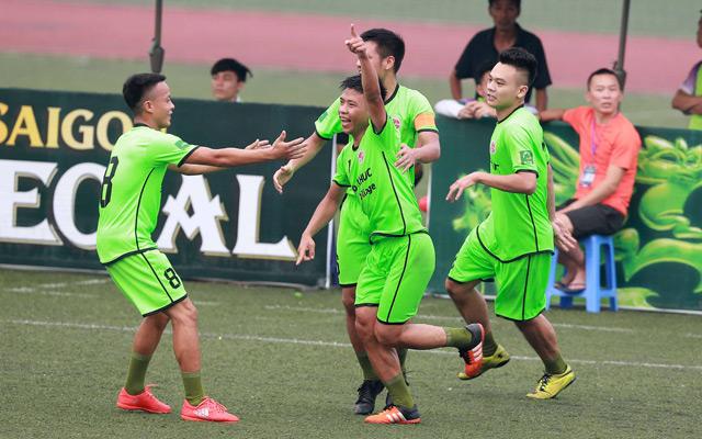 Tổng hợp bàn thắng vòng 2 Saigon Special League 1 - Season 2