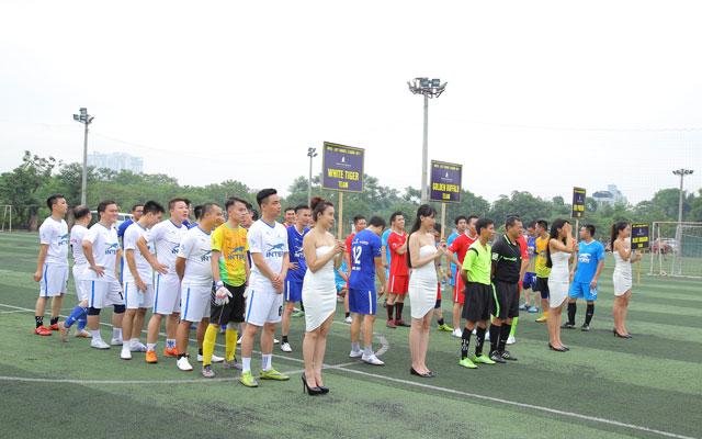 Khai mạc giải bóng đá phong trào HOTA – Ast Travel League 2017