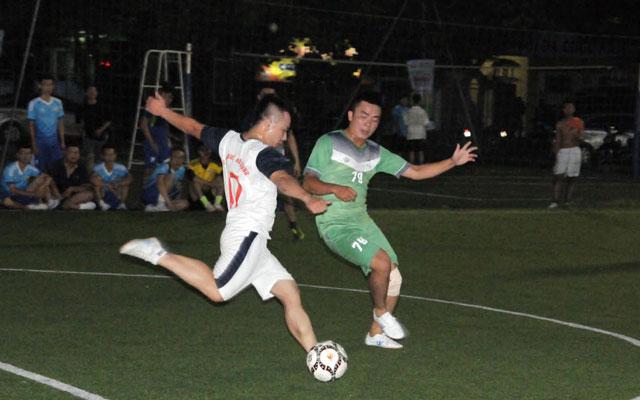 FC OPPO Vinh 2 trận toàn thắng