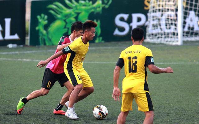 Trước vòng 3 giải hạng Nhất SL1-S2: Tâm điểm là trận Gia Việt gặp Tùng Ân Hoa Lư