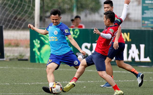 Tổng hợp bàn thắng vòng 3 Saigon Special League 1 - Season 2