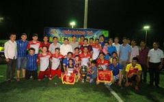 Jetty Nghi Sơn, ẩn số thú vị tại giải THF cup 2017