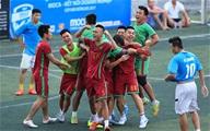 Highlight Ecofoot 0-2 Lucky Thanh Hà (chung kết giải Moca - Cúp Báo Bóng Đá 2017)