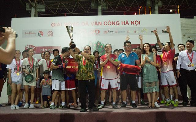 HLV Vũ Minh Hiếu mát tay, Dr.BassLead lần đầu vô địch Cúp Con Công