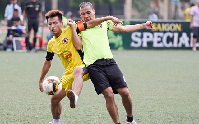 Hướng tới giải bóng đá vô địch Hà Nội năm 2017