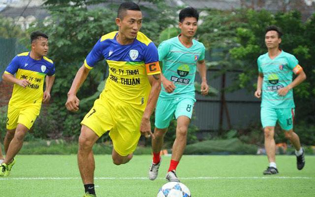 THF Cup 2017: FC Triệu Sơn hòa kịch tính với FC Hậu Lộc