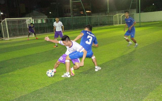Giải Bóng đá Doanh nhân trẻ toàn quốc lần thứ I – năm 2017 tranh cúp Sacombank