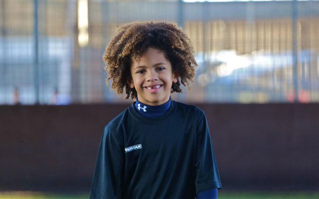 Messi 11 tuổi của Chelsea