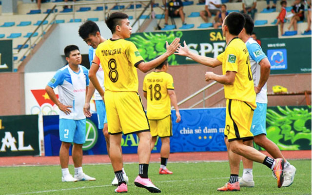Tổng hợp bàn thắng vòng 5 Saigon Special League 1 - Season 2