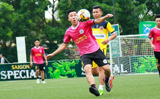 Cú hat-trick của Hoàng Long vào lưới Từ Sơn+ tại vòng 5 SL1-S2
