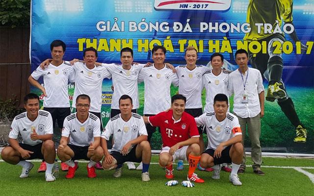 Dẫn đầu bảng C-THF 2017, FC 7BAT tự tin hướng tới vòng tứ kết