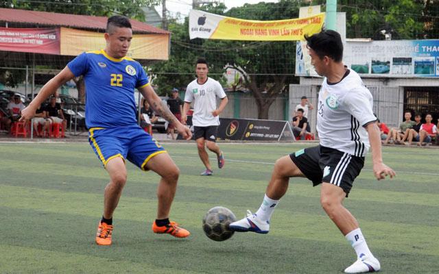 Vòng 8 Vinh League: Văn Minh thất thủ trước Chương Dương, FC Á Đông tiến gần ngôi vô địch