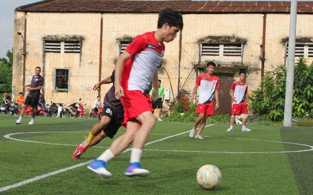 Vòng 5 hạng nhất Sơn Tây: Chiến thắng thuyết phục cho FC Tản Viên