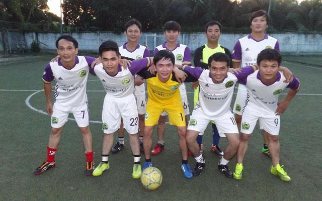 FC Rau Má sẽ đá giao hữu lượt về với THFC Đồng Nai vào ngày 16/7/2017