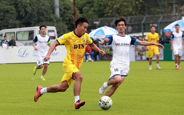 DTS chuẩn bị kỹ càng cho giải bóng đá vô địch Hà Nội năm 2017