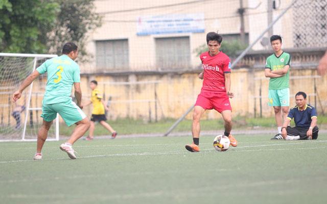 Vòng 3 giải Hà Giang Open 2017: Trà Dilmah nghiền nát Hải Phú 10-0