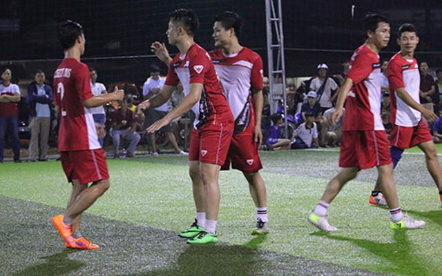 Tứ kết giải THF Cup 2017: FC Nghi Sơn hủy diệt FC Đông Sơn 6-0