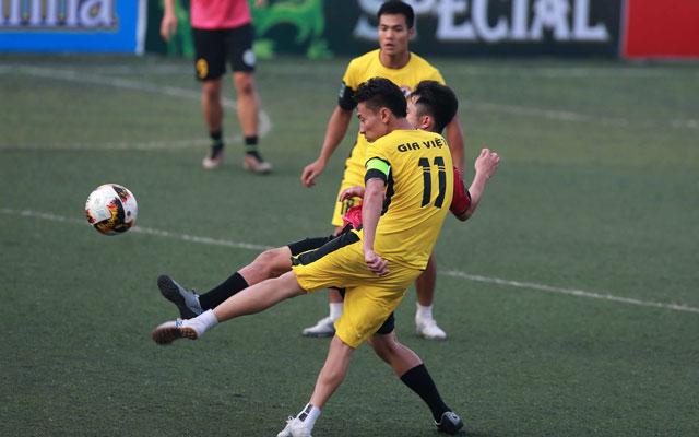 Vòng 6 SL1-S2: Gia Việt tiếp tục thăng hoa, Hữu Bằng lần đầu biết thắng