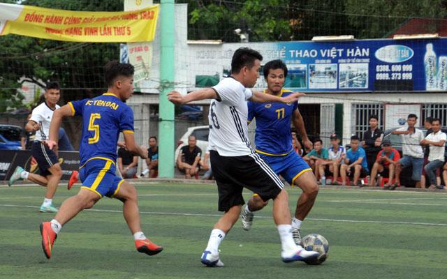 Chuyện thú vị về đội bóng của Giáo xứ Yên Đại tại Vinh Lague 2017