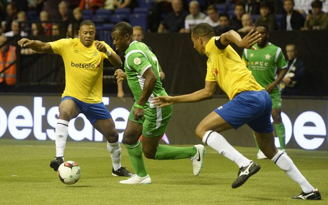 Highlight Brazil 3-0 Nigeria (lượt 3 bảng B giải Star Sixes 2017)