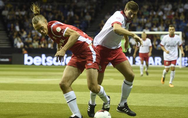Highlight Đan Mạch 3-1 Anh (tứ kết giải Star Sixes 2017)